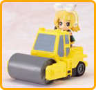 Vocaloid Pull-back Cars - Rin Kagamine