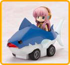 Vocaloid Pull-back Cars - Megurine Luka