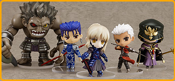 Fate Stay Night  (Extension Set)