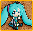 Nendoroid Plus : Rubber Strap - Sakuma Drops (Version Vocaloid)