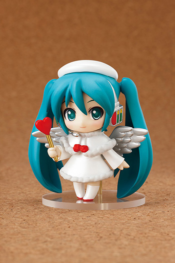 Nendoroid Petite Hatsune Miku (Version Gateau de No�l-Piano)