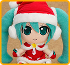 Peluche : Miku Hatsune (Version No�l)