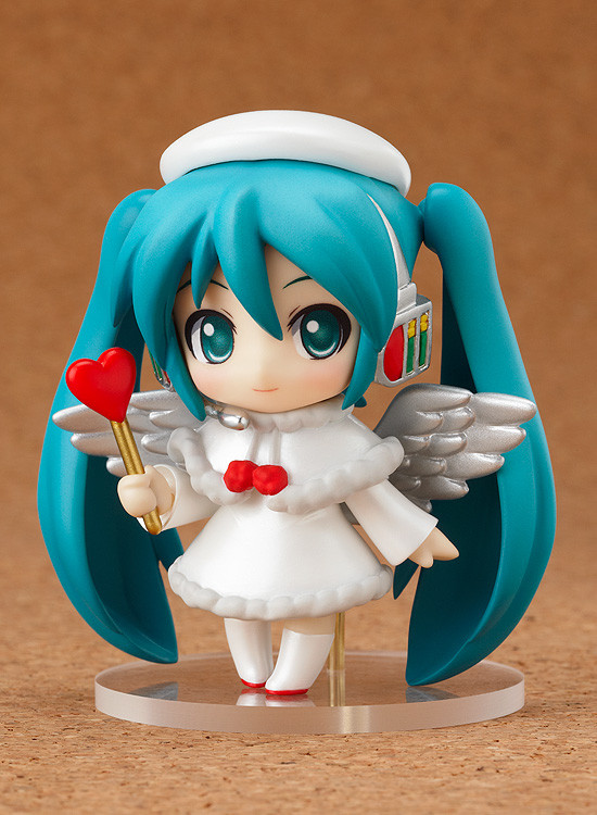Nendoroid Petit : Hatsune Miku: (Version Lot Cadeau Good Smile Café)