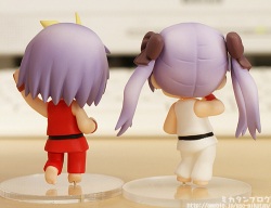 Nendoroid Lucky Star Street Fighter IV Cosplay - Lucky ☆ Star