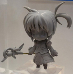 Nendoroid Takamachi Nanoha (The Movie 1st Version) - Mahou Shoujo Lyrical Nanoha The Movie 1st
