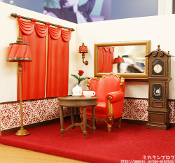 Nendoroid Playset #04 : Western Style Noble Room : Set A - ND