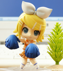 Nendoroid Puchitto Rock Shooter (Version Cheerful Japan) - Cheerful Japan Charity Project