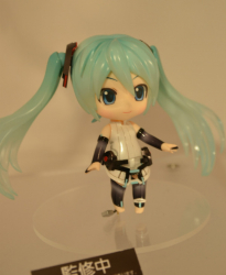Nendoroid Miku Hatsune (Version Append) - Vocaloid