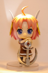 Nendoroid Pixel Maritan: Mission Complete! Battle Preparations Version - Magical Marine Pixel Maritan