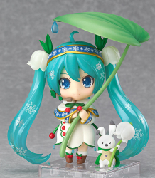Nendoroid Snow Miku (Version 2015) : Snow Bell - Vocaloid